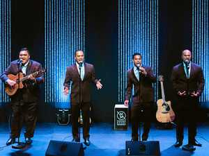 Modern Maori Quartet serenades the Capricorn Coast