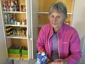 Charity struggles with demand for food parcels