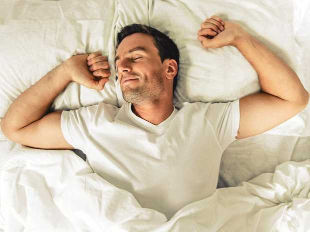 YOU SNOOZE, YOU DON'T LOSE: If you want to be happier and healthier, make sure you get enough sleep.