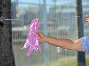 Dalby woman has knickers knicked by wannabe intruder