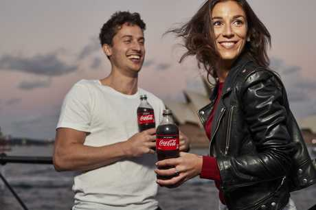 Coca Cola is releasing its new No Sugar drink in Australia.