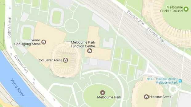 Someone Tricked Google Maps Into Renaming Margaret Court Arena