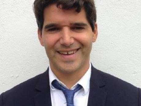 The family of Ignacio Echeverria, 39, expressed their 'agony' at the delay in finding him. Source:Facebook
