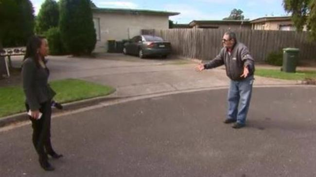 Nine News Melbourne reporter Neary Ty cops vile racist abuse.