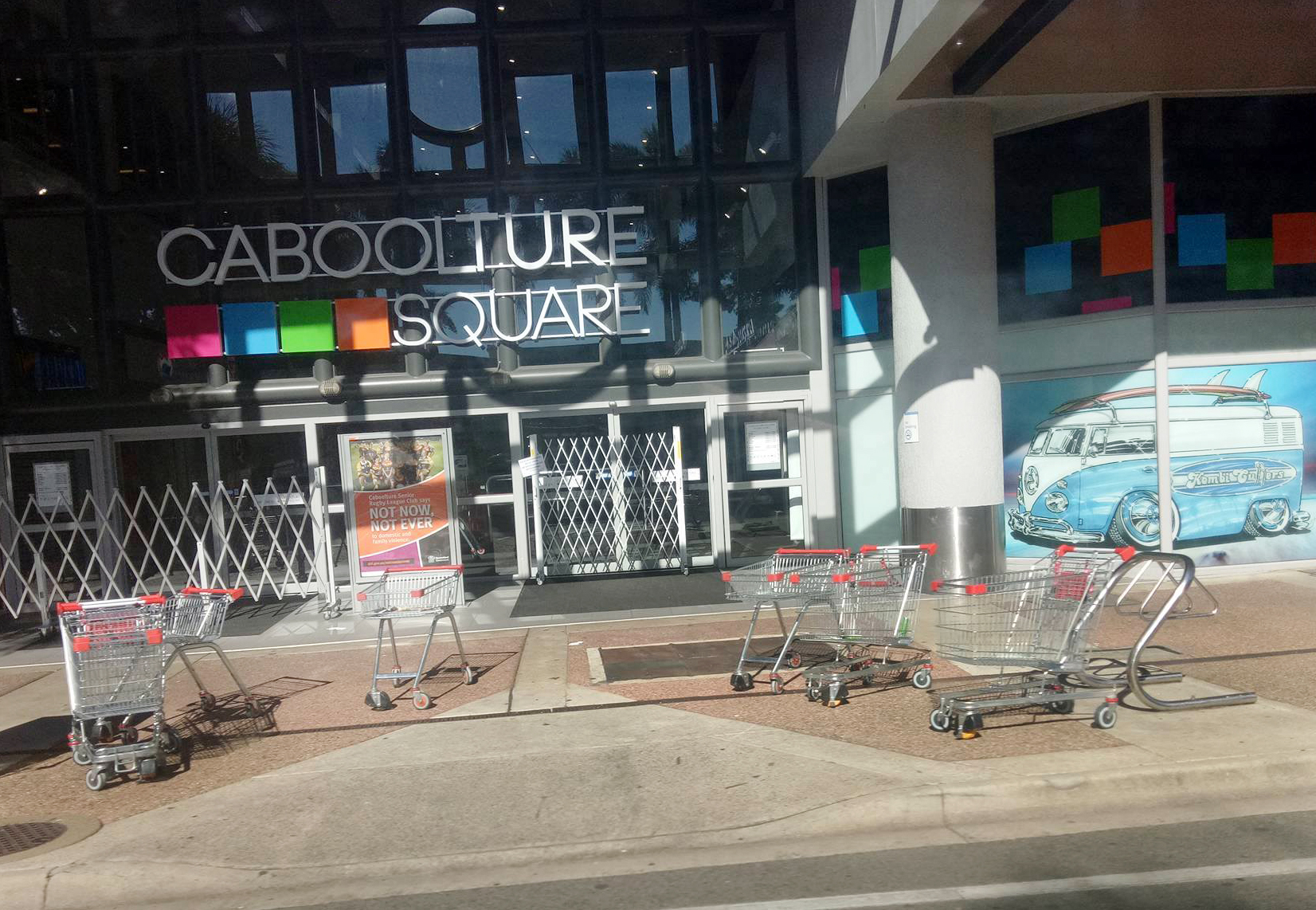 Caboolture Sqaure Shopping Centre evacuated