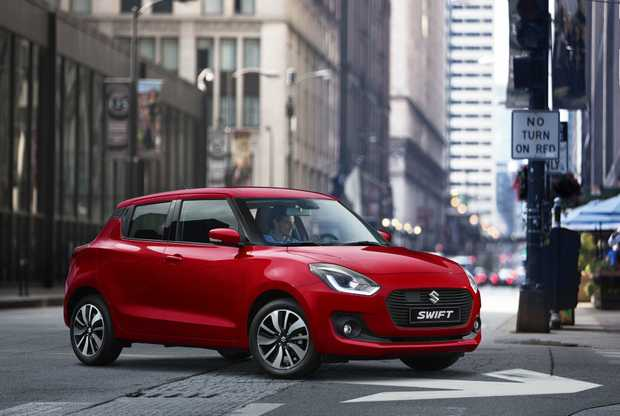 SWIFT CHOICE: The enduringly popular Suzuki Swift gets a refresh to boost the space, safety and style. Prices start from $16,990 drive away in Queensland and northern NSW.