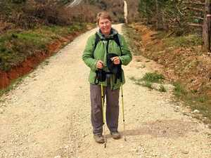 CQ grandmother's 1000km solo walk for cancer