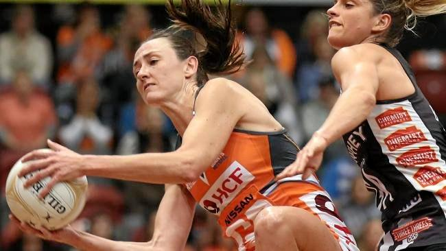 Giants defender Bec Bulley. Photo: Getty Images