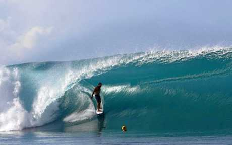 TYLER Kennedy, who died in Bali Wednesday night was a highly-respected charger in big surf.