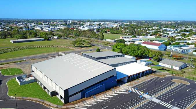 CLEAN ENERGY: The council will install 294 solar panels on the Bundaberg Multiplex.