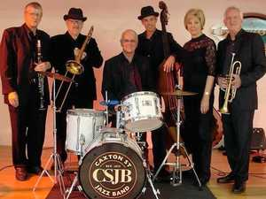 Caxton St Jazz Band set to inspire with classic hot jazz