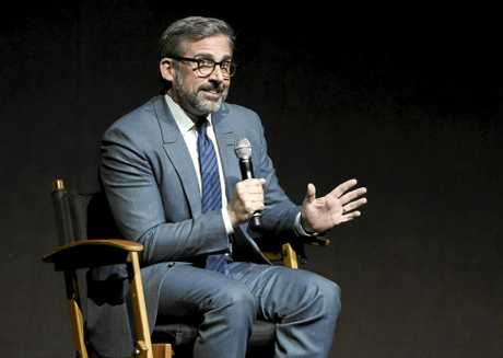 Steve Carell, a voice actor in the upcoming animated film