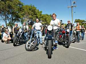 Motorcycles and hot rods set for Tweed display