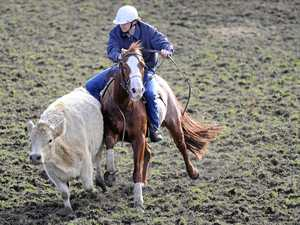 Campdraft committee crosses fingers for no more wet
