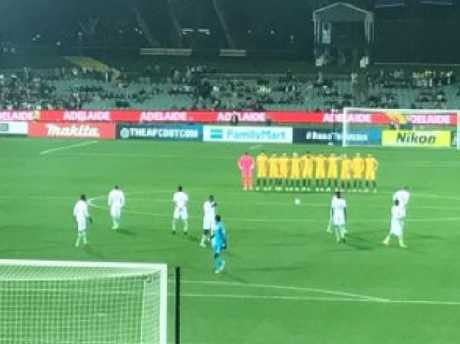 Saudi Arabia Sorry Over Minute's Silence Controversy