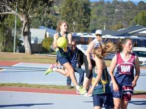Seven schools share spoils in school netball
