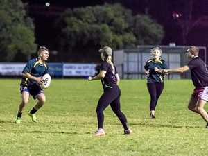 Warriors to contest decider in Warwick touch