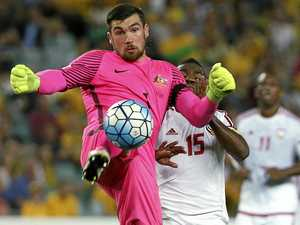 Fee agreed for Socceroos keeper to join EPL side
