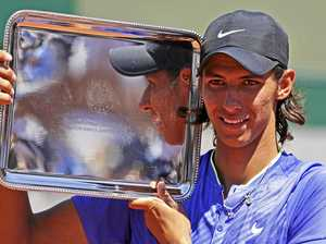 Rising Australian star triumphs at Roland Garros