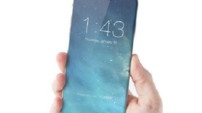 Key iPhone 8 feature could be disastrous A leaked image of the iPhone 8 has highlighted one key feature and the fury from some customers is spilling over.