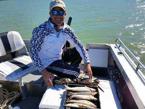 Fishing charter a life-long dream