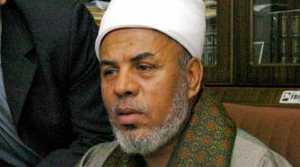 """The disease of terrorism is more dangerous than all (other) diseases."" Sheik Taj Aldin Alhilali."
