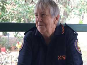 SES volunteer awarded