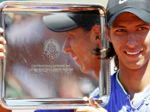 Rising Aussie tennis star wins French Open