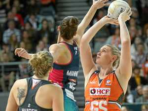 Vixens crash out of Super Netball finals