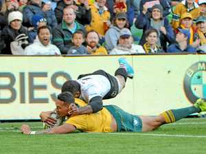 Folau helps guide 'hurt' Wallabies to victory
