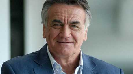 Insiders host Barrie Cassidy got into an awkward debate with Mr Henderson.