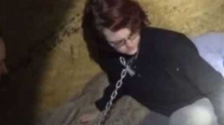 Kala Brown was found by police chained up in a shipping container.