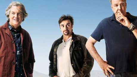 James May, Richard Hammond and Jeremy Clarkson used to host Top Gear.