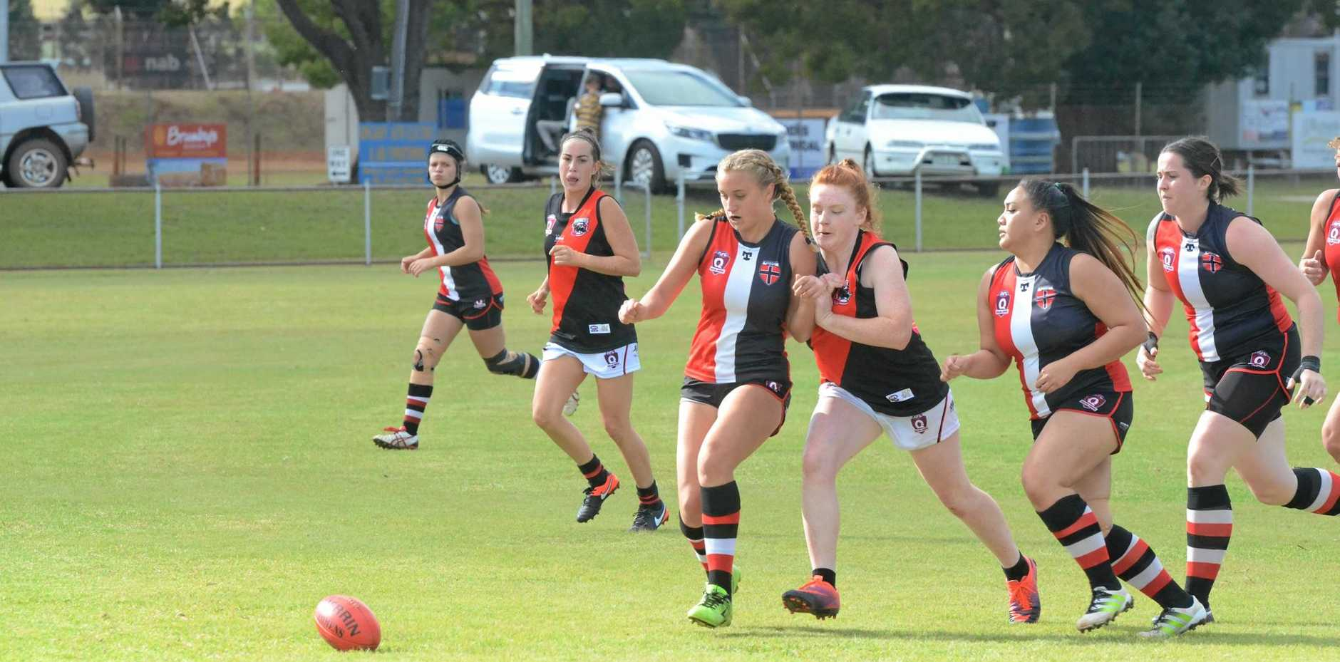 The Saints women have improved with each game they play.
