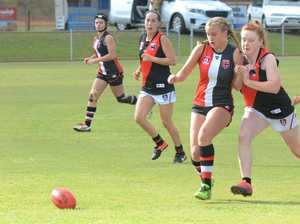 Saints upset the Swans in Dalby