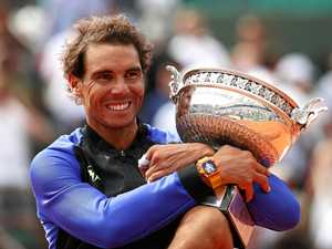 Fishing on hold as Nadal has no plans to retire
