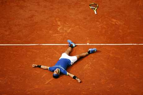 Nadal demolishes Wawrinka to win record-extending 10th French Open title