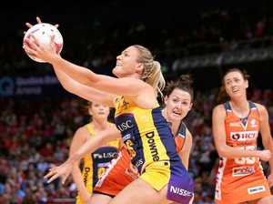 Lightning set to peak for Super Netball's showpiece event