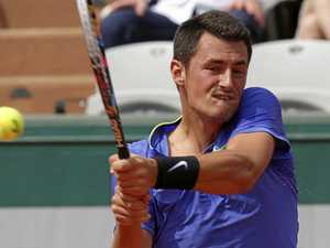 Tomic eyes rise in form as grass season begins