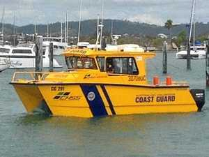 Two medical rescues, four break downs in CQ waters