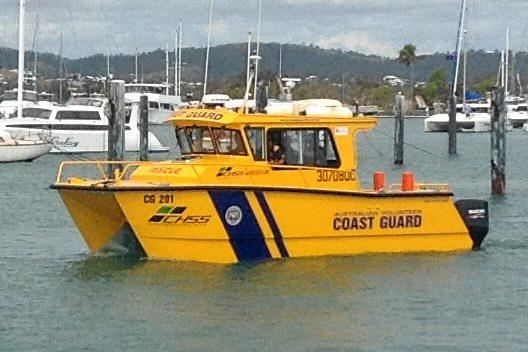 CHSS coast guard.
