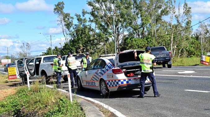 No injuries occurred as a result of an accident on the corner of Shute Harbour Road and Kookaburra Drive.