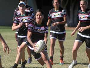 Emerging star joins Queensland camp