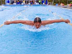Ageless warriors make a splash in the wet