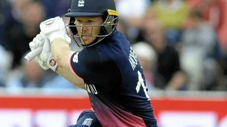 Eoin Morgan will lead the England charge. (AP Photo/Rui Vieira)