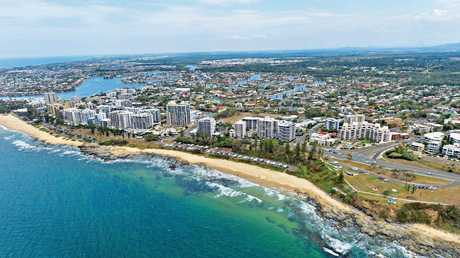 The Sunshine Coast and other Queensland beaches are still a major drawcard for travellers.