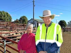 Farmers hit half century