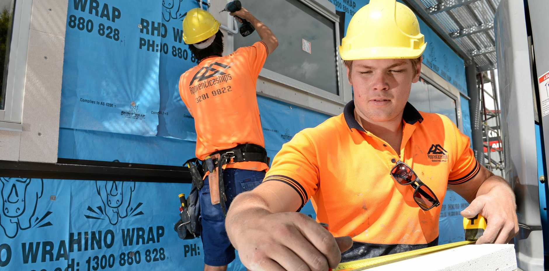 Support for regional jobs will feature in Tuesday's Queensland budget.