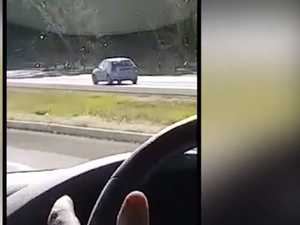 Woman, 70, drives 45km on wrong side of the highway
