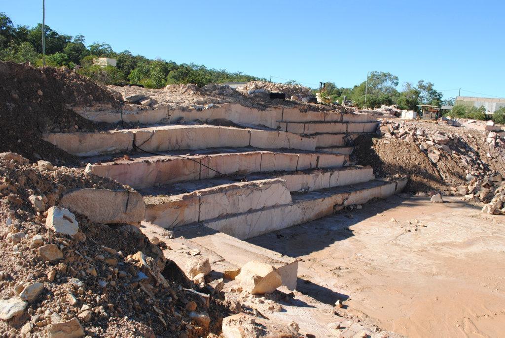Historic sandstone quarry on market for 'millions' | Chronicle